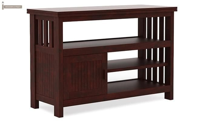 Willis Tv Unit (Mahogany Finish)-4