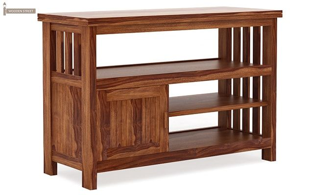 Willis Tv Unit (Teak Finish)-2