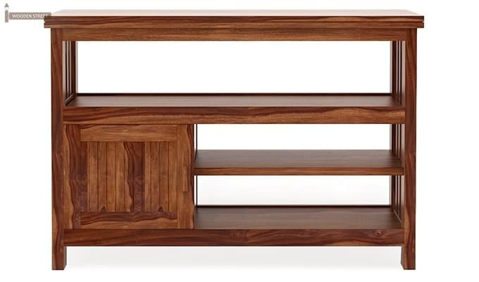 Willis Tv Unit (Teak Finish)-3