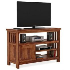 Willis Tv Unit (Teak Finish)