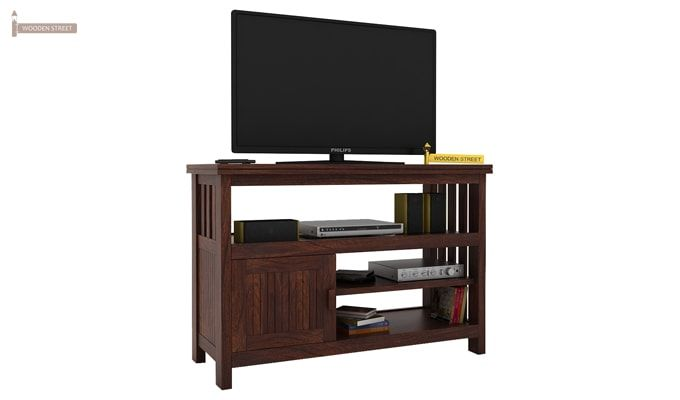 Willis Tv Unit (Walnut Finish)-1