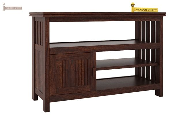 Willis Tv Unit (Walnut Finish)-3