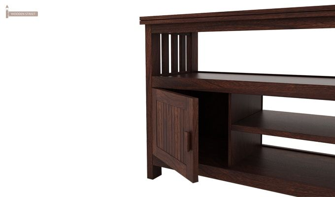 Willis Tv Unit (Walnut Finish)-4