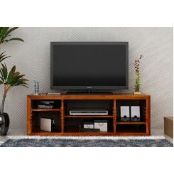 Wilmor Tv Unit (Honey Finish)