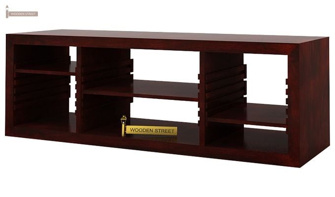 Wilmor Tv Unit (Mahogany Finish)-3