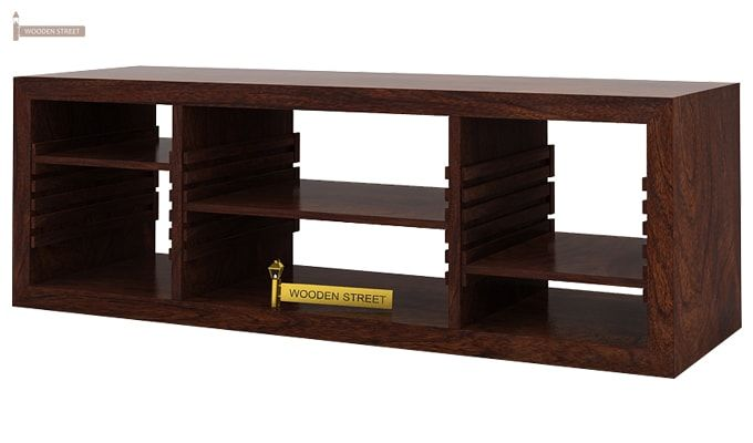 Wilmor Tv Unit (Walnut Finish)-3