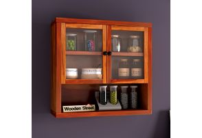 Buy the Best Wooden Kitchen Shelf Online at @Low Price