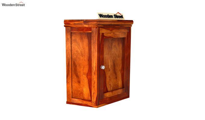 Odom Wall Shelf (Honey Finish)-3