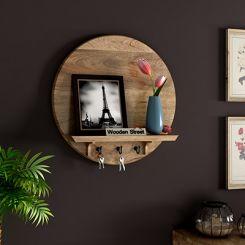 Ben Wall Shelf With Hook