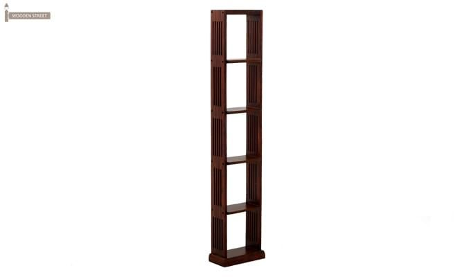 Delphia Wall Shelf (Mahogany Finish)-5