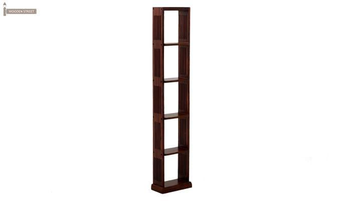 Delphia Wall Cabinets (Mahogany Finish)-5