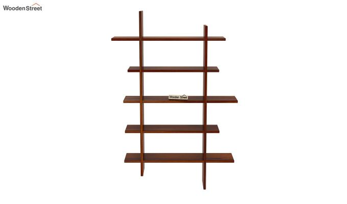 Lado Wall Shelf (Honey Finish)-3