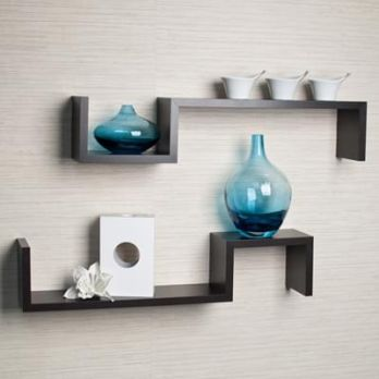 organized the in storage shelfs an how tutorial hanging shelf diy bathroom make pin wall shelves to for