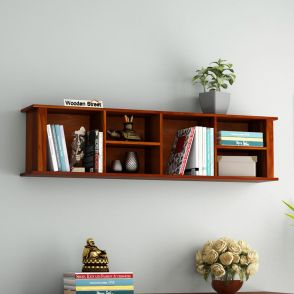 Fantastic Buy Wall Shelves In India Online At Best Prices Wooden Street Home Interior And Landscaping Mentranervesignezvosmurscom