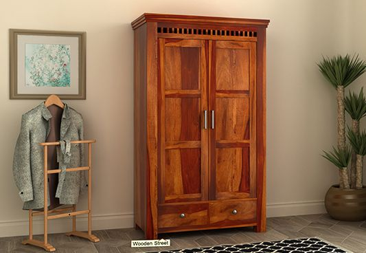 Latest wooden wardrobe designs online