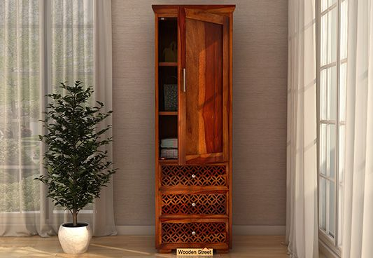 wooden wardrobe designs online for bedroom with price