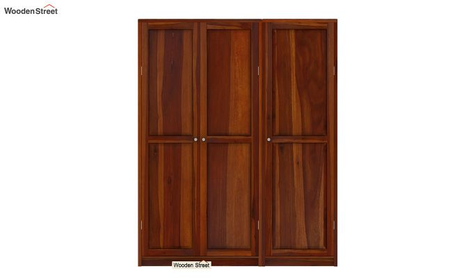 Citroen Multi Utility Wardrobe (Honey Finish)-2