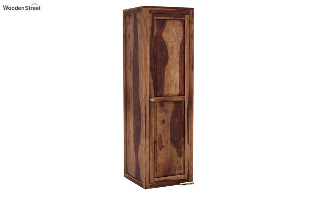 Citroen Multi Utility Wardrobe (Teak Finish)-8