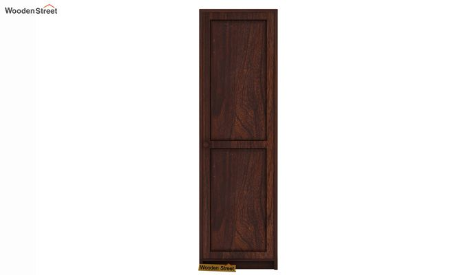 Citroen 1 Door Multi-Utility Wardrobe (Walnut Finish)-3