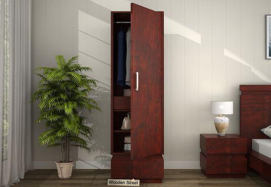 Wooden wardrobe designs online