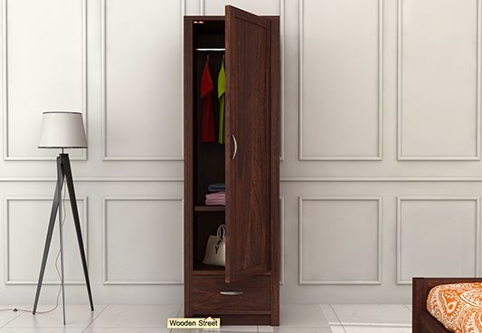 low cost wooden wardrobes online