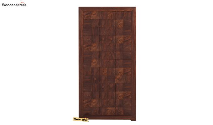 Morse Multi-Utility Wardrobe (Walnut Finish)-2