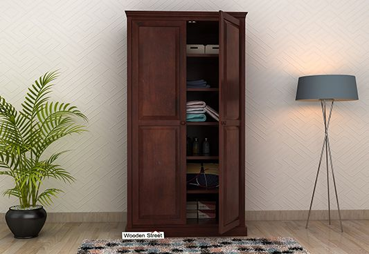 buy wooden wardrobes online with latest designs