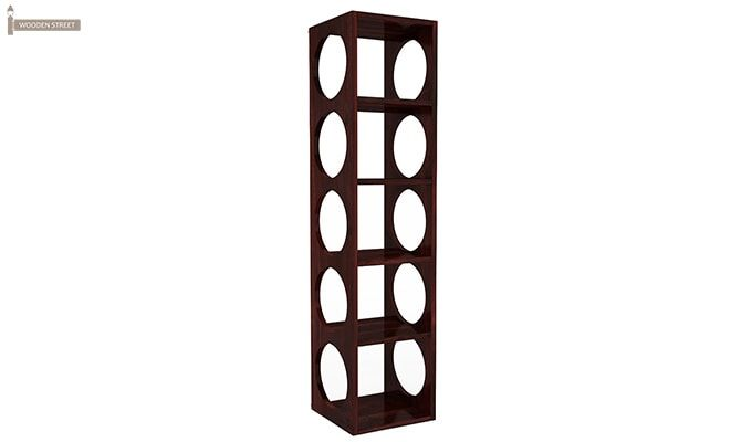 Osborn Wine Rack (Mahogany Finish)-2