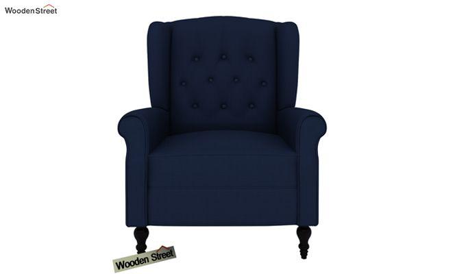 Botox Wingback Chair (Indigo Ink)-3