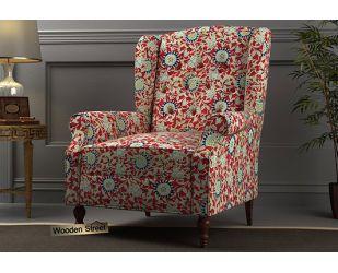 Botox Lounge Chair (Scarlet Blue)