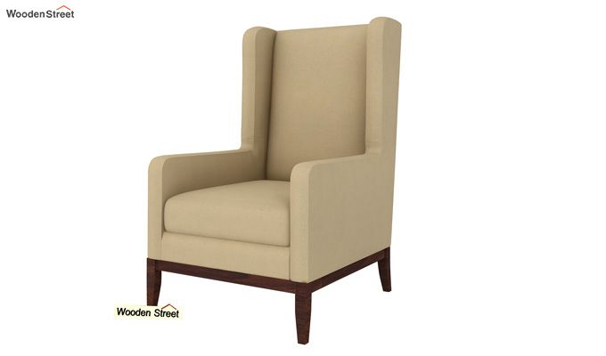 Joan Wingback Chair (Irish Cream)-2
