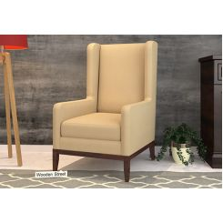 Joan Wingback Chair (Irish Cream)