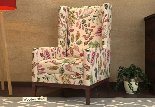 Modern Wing Chair Online India