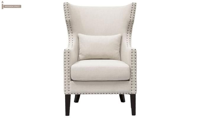 Taffy Wing Chair (White)-1