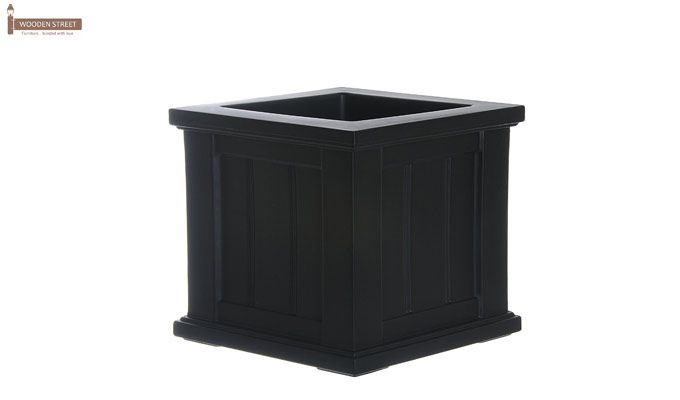 Anna Planter Box (Black Finish)-1