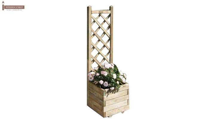 Owen Hanging Planters (Natural Finish)-1