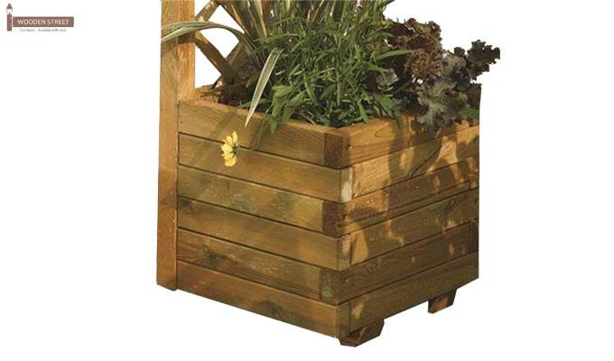 Owen Hanging Planters (Natural Finish)-3