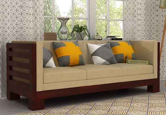 buy 3 seater sofa online Bangalore in India