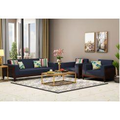 Messy Wooden Sofa 3+1+1 Set