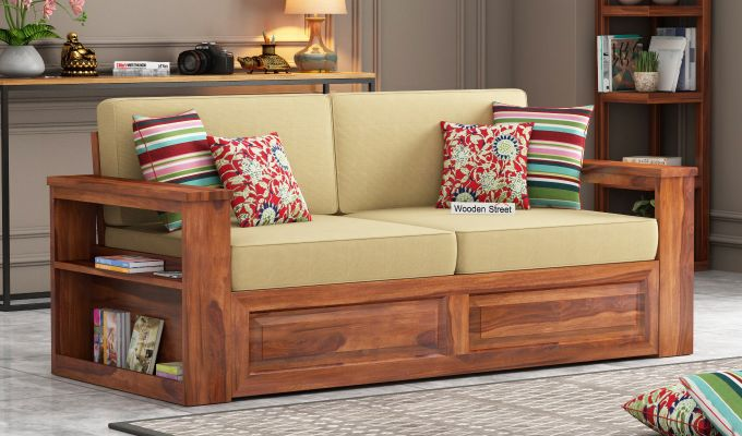 Wendel 3 Seater Sofa With Storage