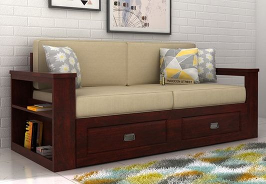 storage sofa three seater online shopping