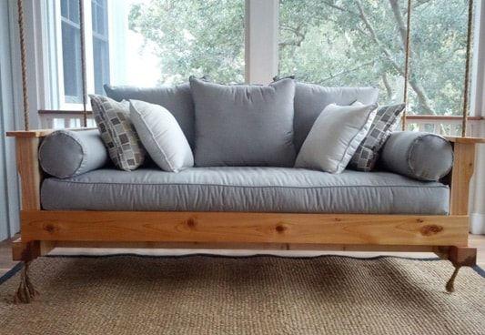 Buy Wooden swing chair online in Jaipur