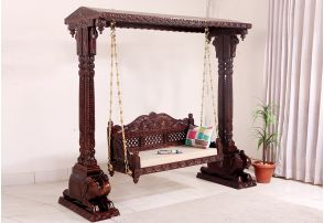 Swing Chair Buy Wooden Swing Chairs Online In India Low Price