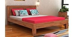 king size luxurious bed