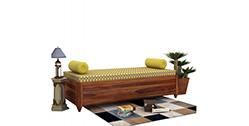 Divan bed buy divans online upto 70 off wooden street for Divan bed india