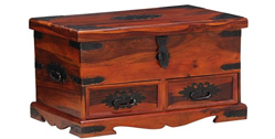 wooden trunk box designs