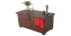 Wooden blanket box online India