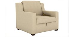 graceful 1 seater sofa online