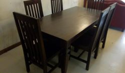 sturdy dining table sets
