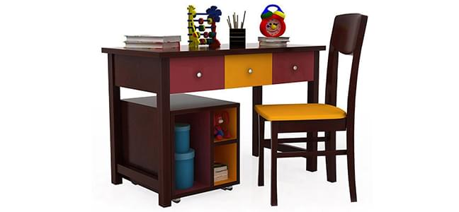kids study table online